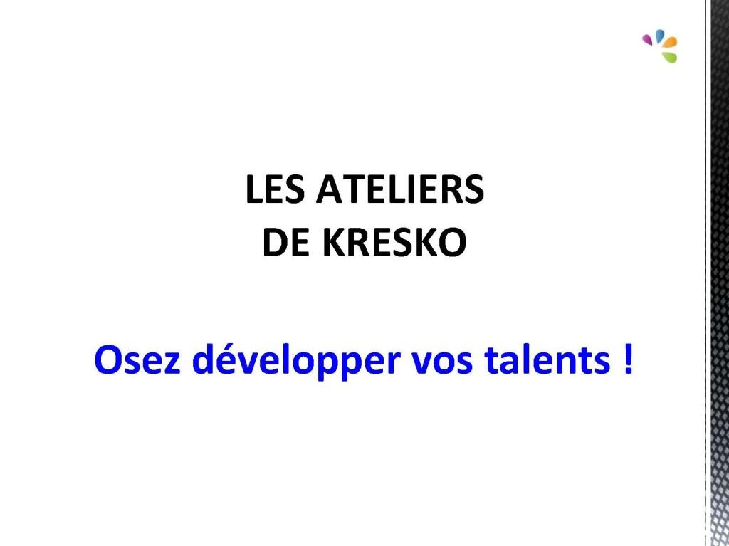 Les Ateliers de Kresko